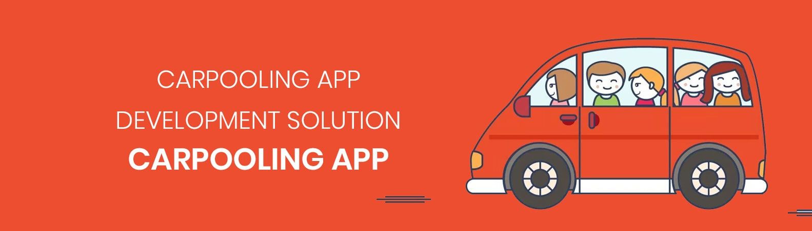 Carpooling App Development Solution | Carpooling App