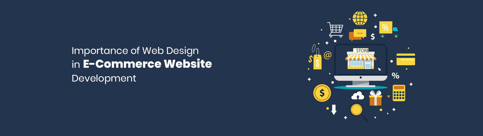 Importance Of Web Design In E Commerce Website Development 2base Technologies