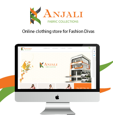 Anjali Fabric Collections